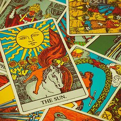 Madam Matilda - Traditional Tarot Card Reader logo  Cork Mind Body Experience