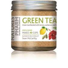 Natures Pharm - Detox Green Tea logo Cork Mind Body Experience