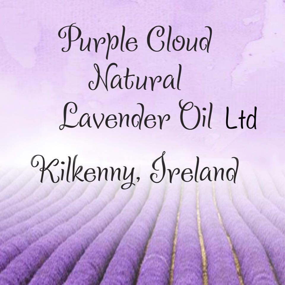 Purple Cloud Natural Lavender