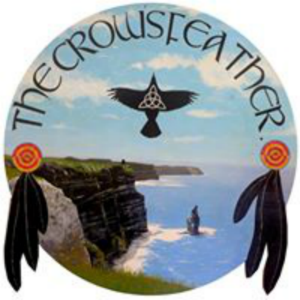 The Crow's Feather - Jewellery & Crafts logo